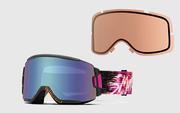 Очки горнолыжные (маска) Smith Squad + доп. линза RC36