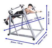 Биокинетический спортивно-оздоровительный тренажёр для спины